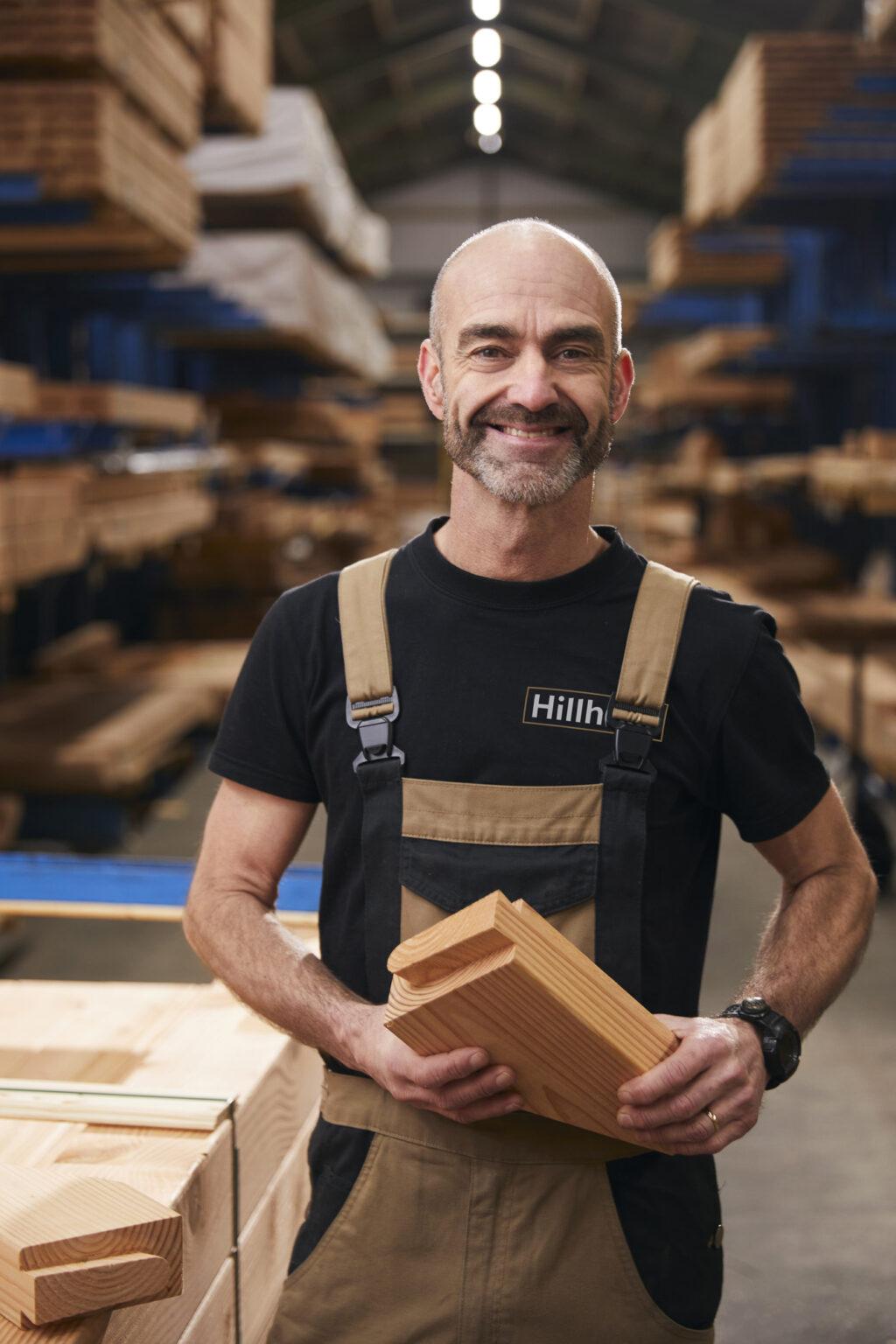 Herold Dat - Productiemedewerker Hillhout