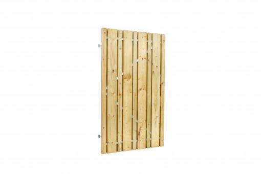 Tuindeur-Linia-100-Premium-op-verstelbaar-stalen-frame-W08150